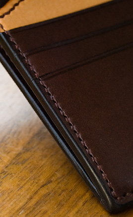 イタリア本革・長財布のデザイン