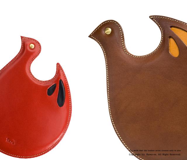 革製マウスパッドのデザイン