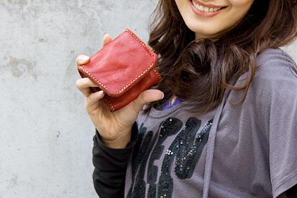 分厚い財布さようなら!小さい財布を手に入れて断捨離決行!