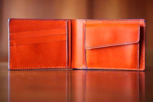 オレンジのメンズ財布のおしゃれ度を知る!