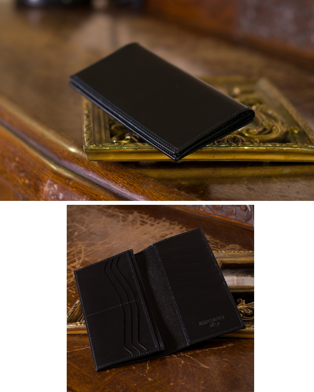 革財布のデザイン