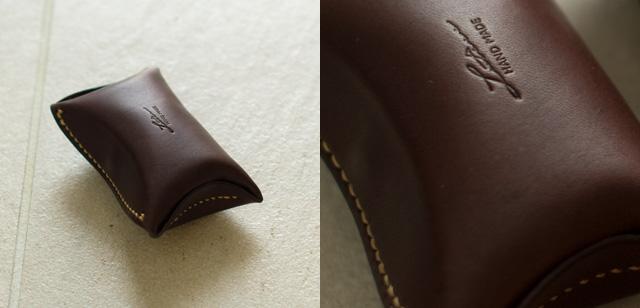 革製小銭入れ コインケースのデザイン