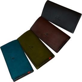 革財布・長財布のカラーバリエーション