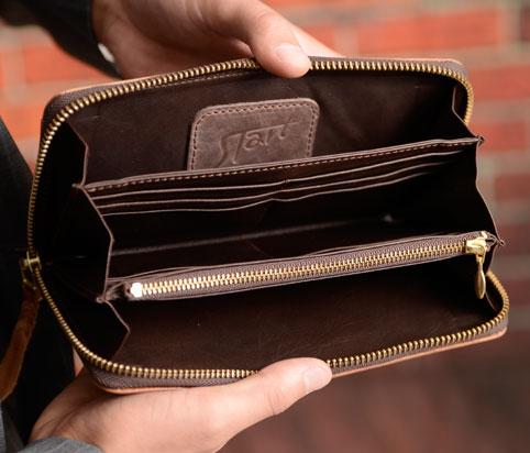長財布の機能