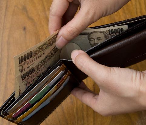 かわいい革製レディース財布のデザイン「札入れ部」