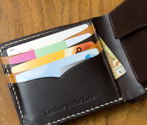 かわいい革製レディース財布のデザイン