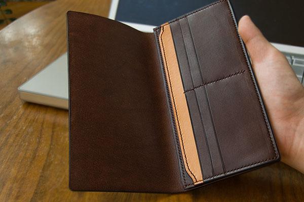 革職人手作りの長財布と量産品はなにが違うのか?